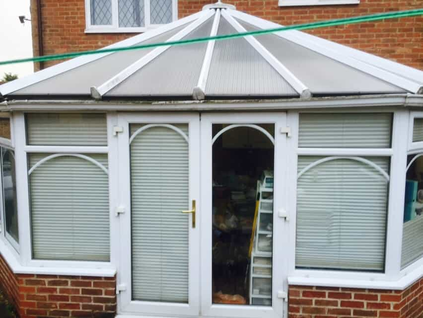 Conservatory Gutters Bedford