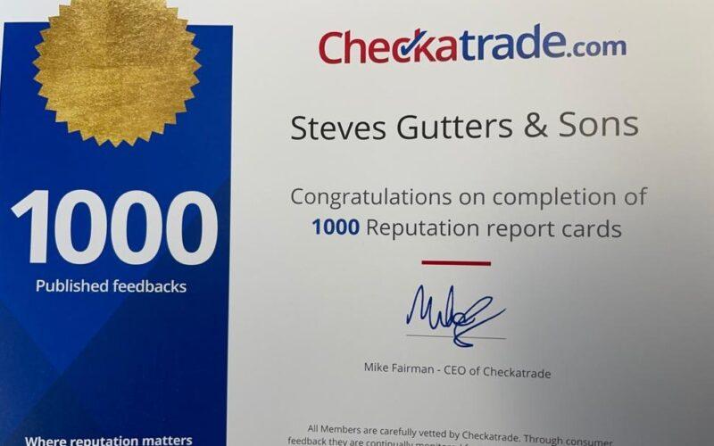 checkatarde 1000 reviews